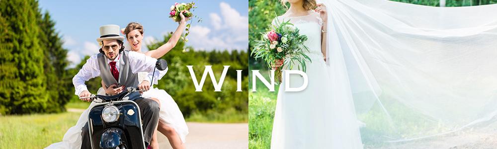 爽やかな風を感じるショットを撮影しましょう